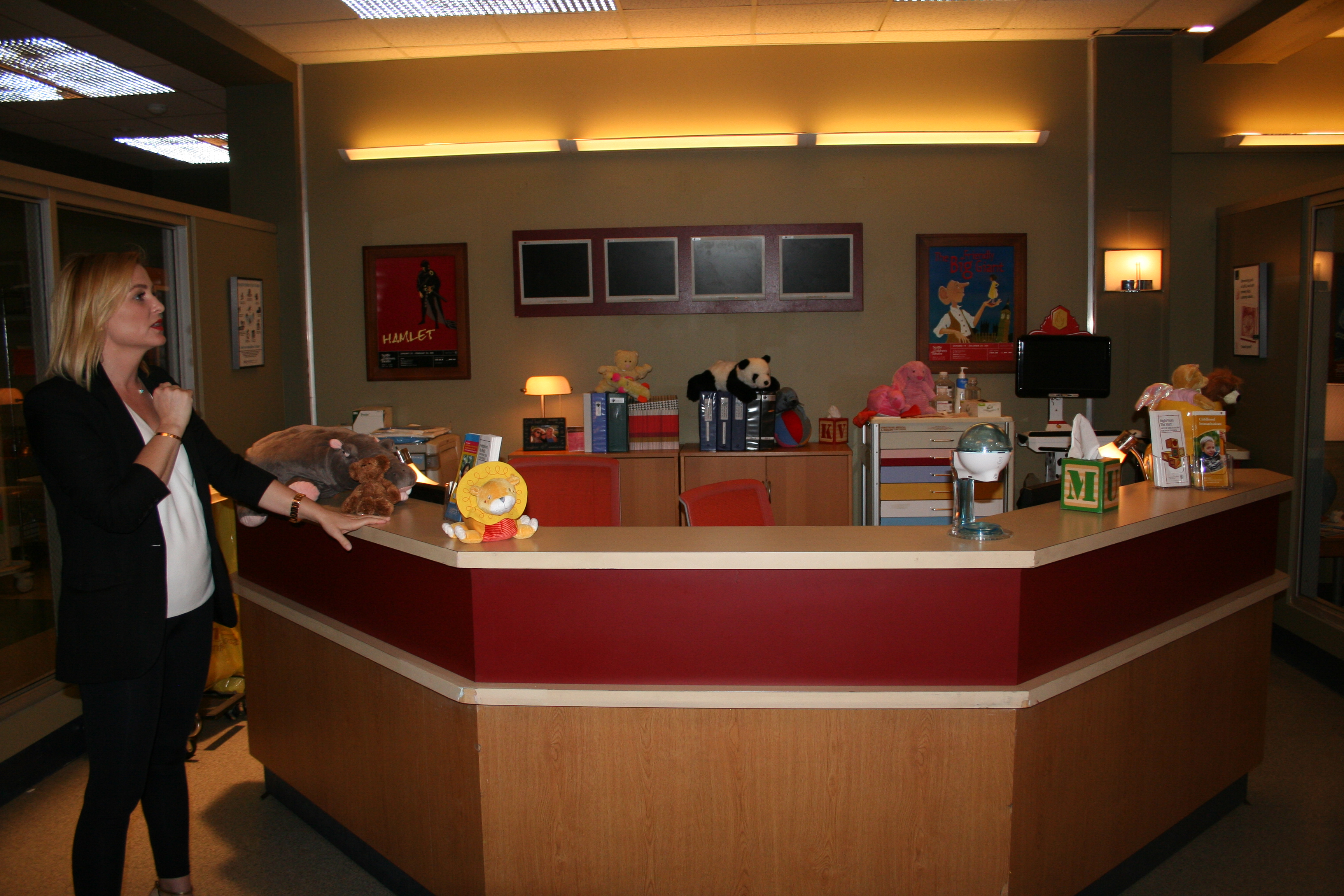 Grey's Anatomy #ABCTVEvent
