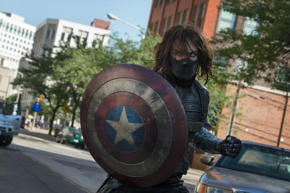 Winter Soldier #CaptainAmericaEvent