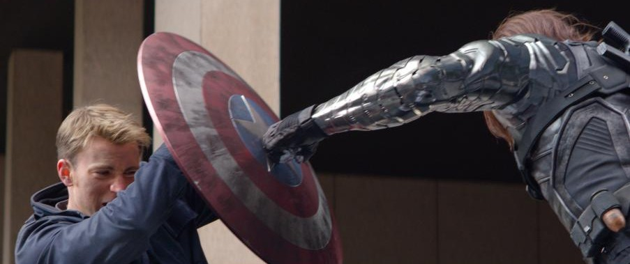 #CaptainAmericaEvent Winter Soldier