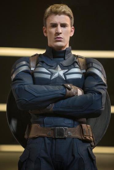 Steve Rogers #CaptainAmericaEvent