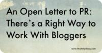 PR-bloggers