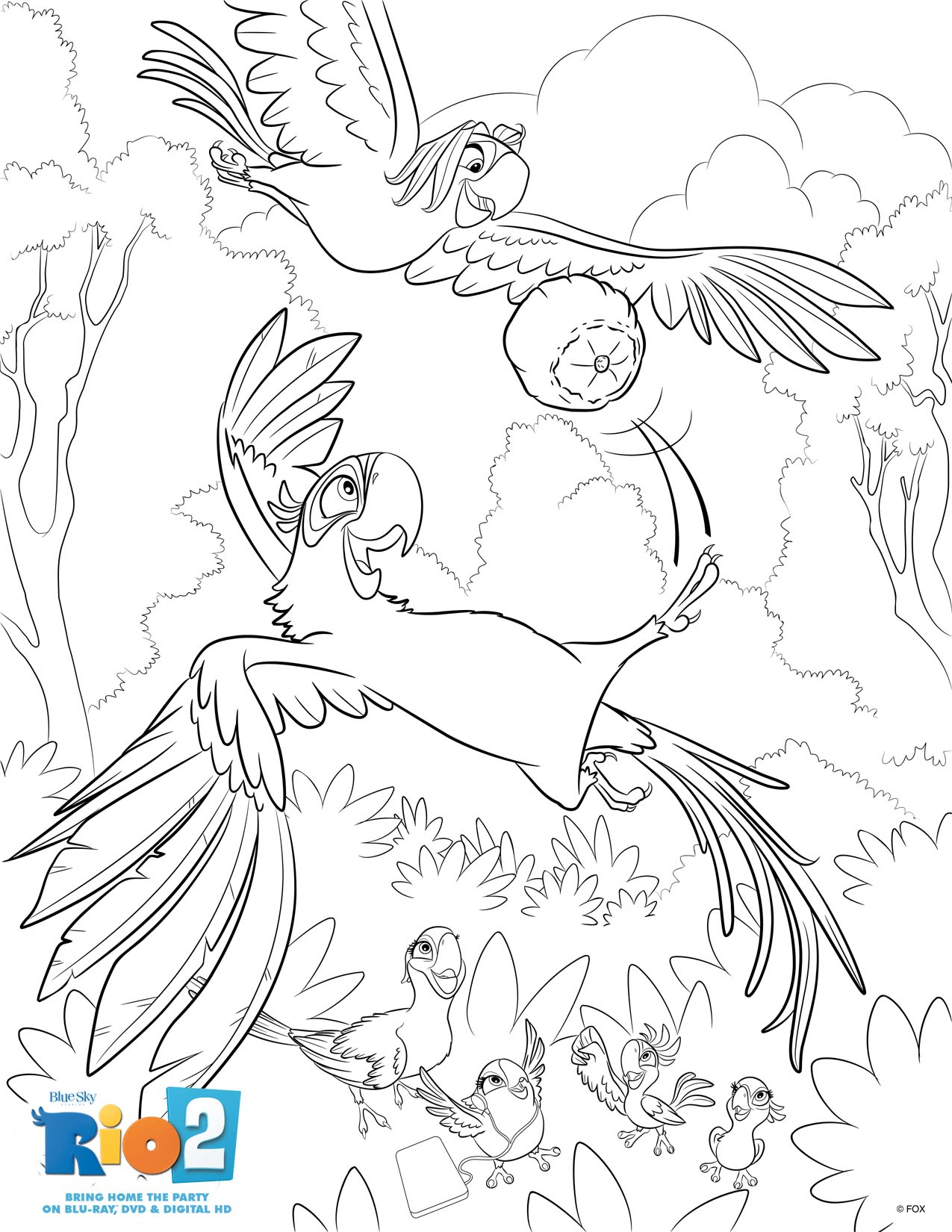 Coloring Book Mr. Fox Colouring Pages Child PNG, Clipart, Adult ... | 1650x1275