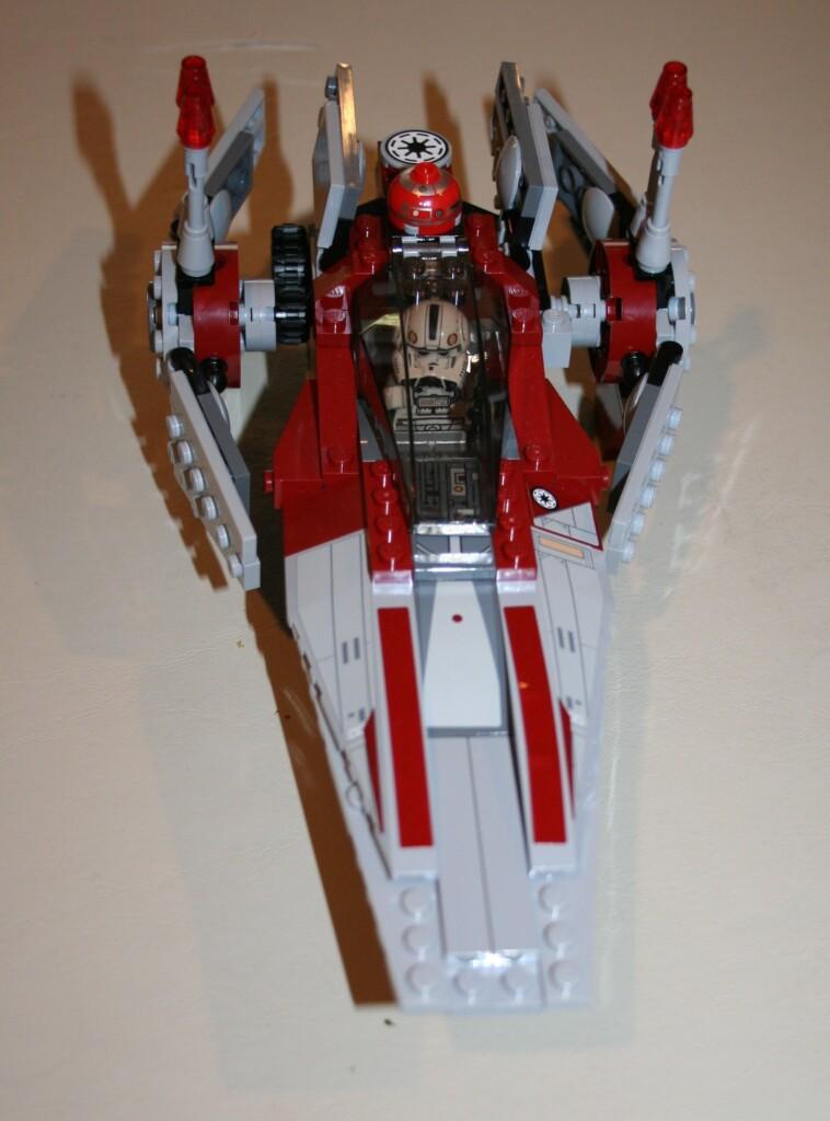 Lego Star Wars V-Wing