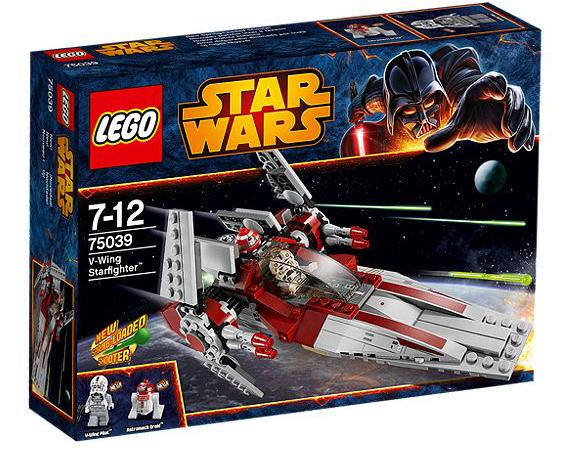 V wing Starfighter™   LEGO Shop