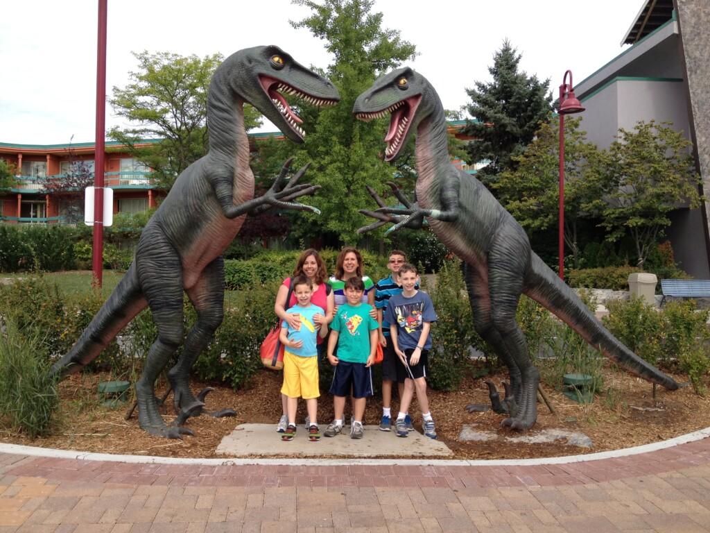 Canada dinosaurs
