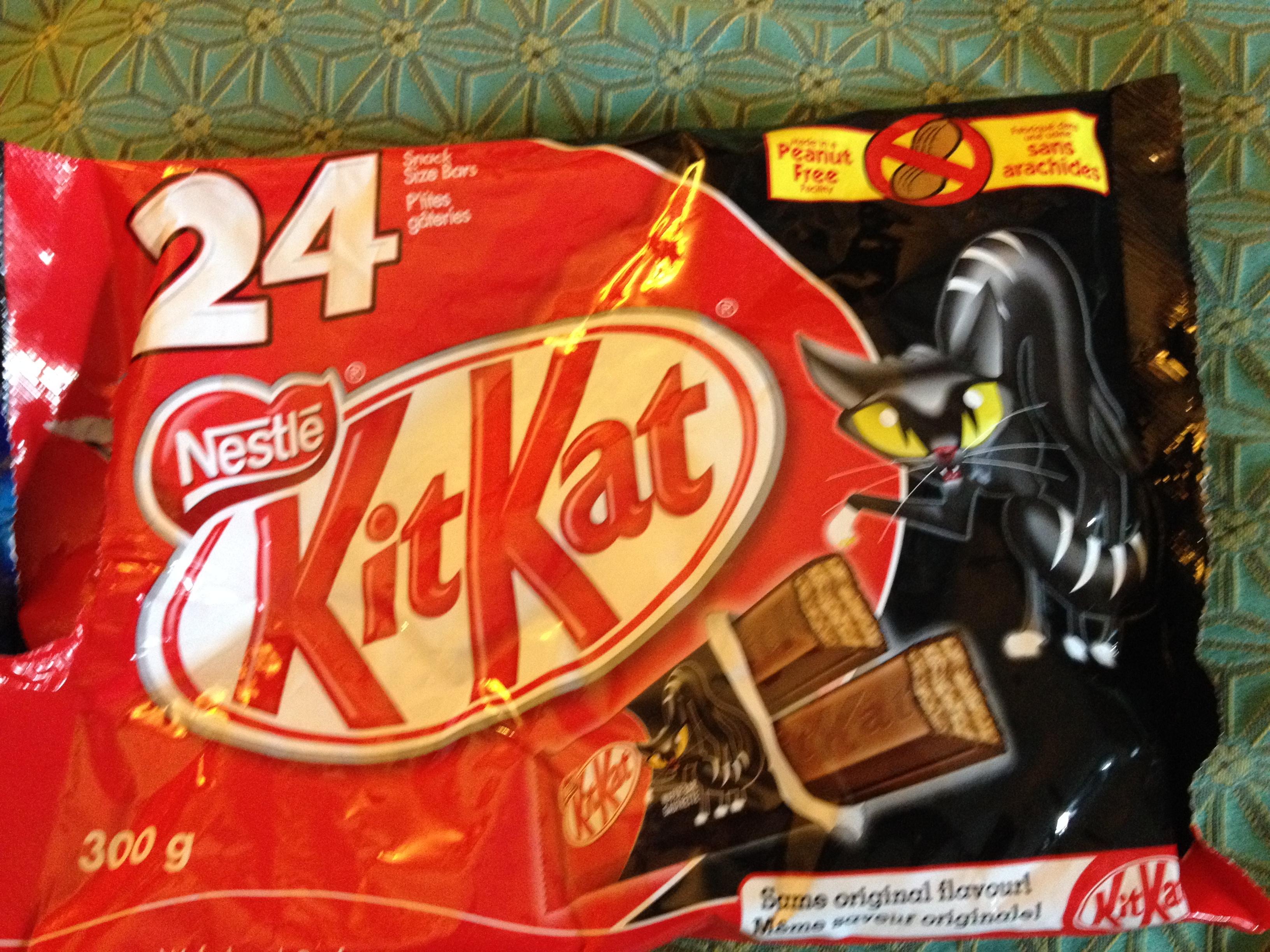 Nestle KitKats