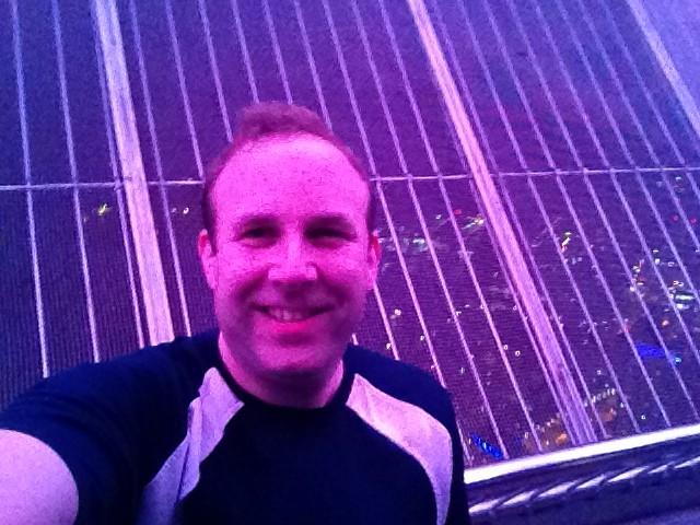 CN Tower selfie!