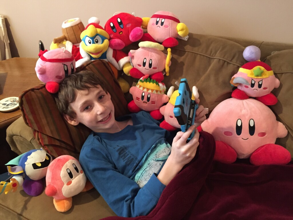 #PlayNintendo Kirby: Triple Deluxe