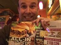 #BurgerSelfie