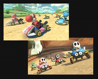 Mario Kart 8 DLC Bonus Packs