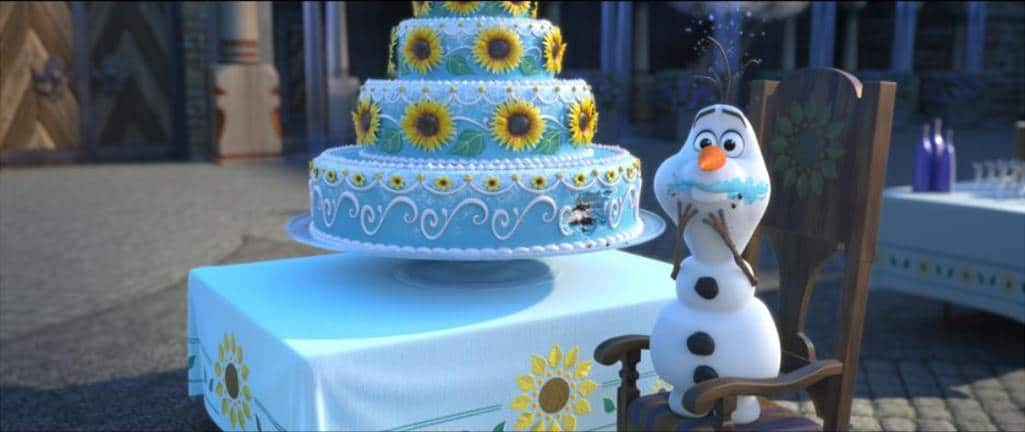 #FrozenFever
