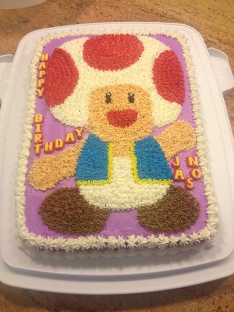 Toad Nintendo