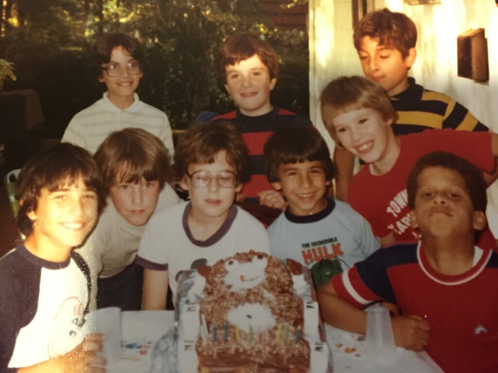 My 10th Birthday Party