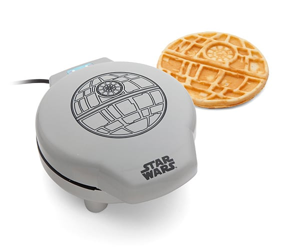 ThinkGeek and Death Star Waffles