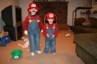 The Real Mario Brothers
