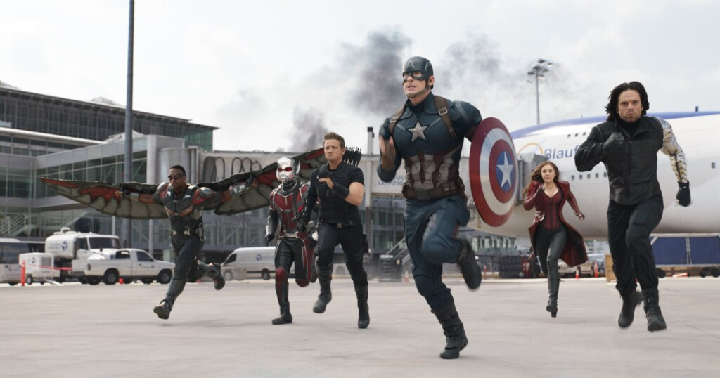 Infinity War Avengers death