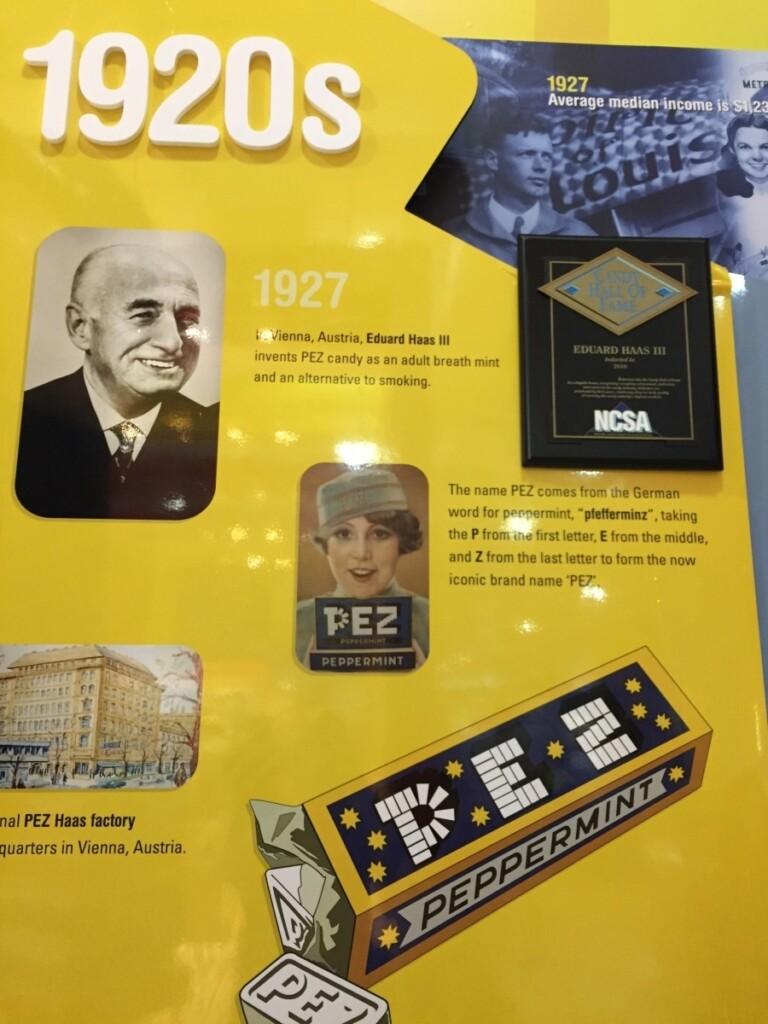 PEZ history