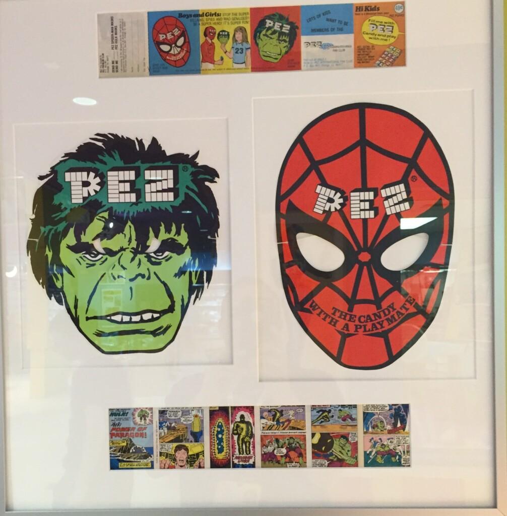 PEZ Super Heroes