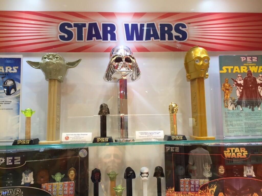 Star Wars PEZ