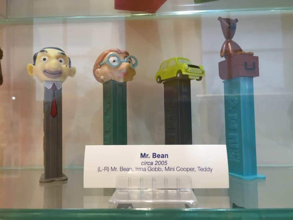 Mr. Bean PEZ