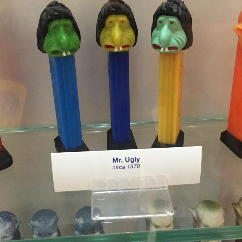 Mr. Ugly PEZ