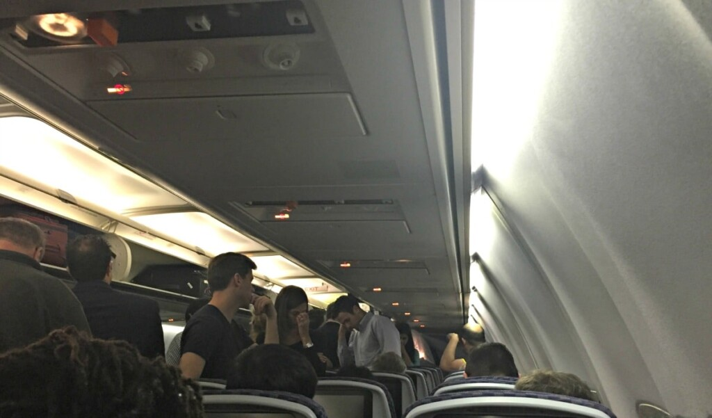 Hate Flying Crowds