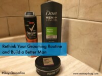 #GuysGroomToo Grooming