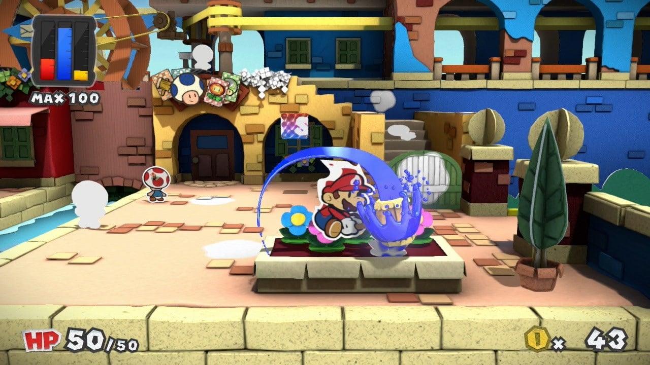 Nintendo #PlayNintendo Color Splash