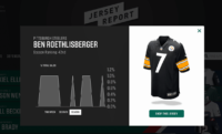 DICK'S Jersey Report