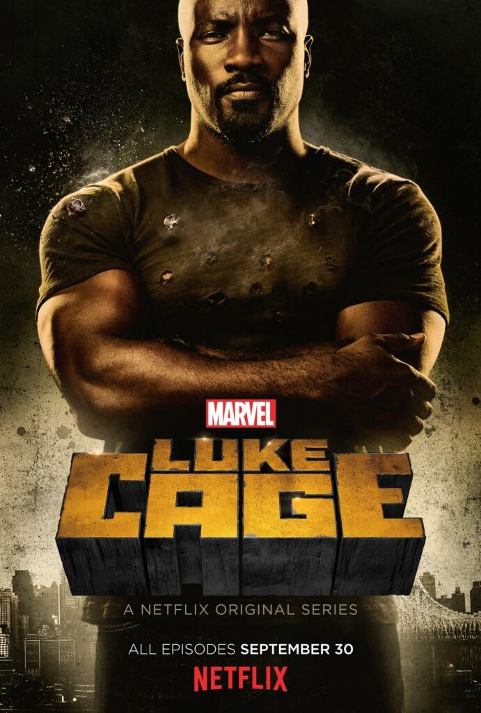 #StreamTeam Luke Cage