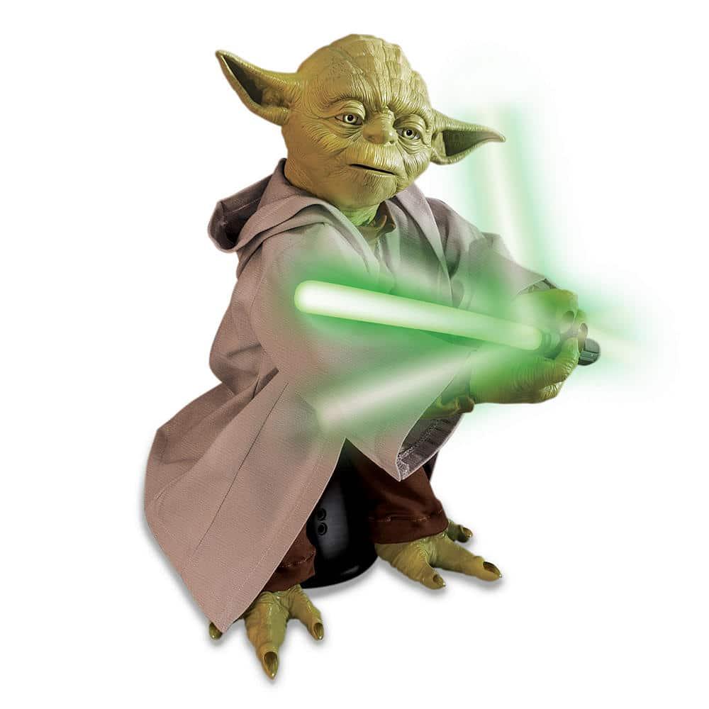 Star Wars Legendary Yoda