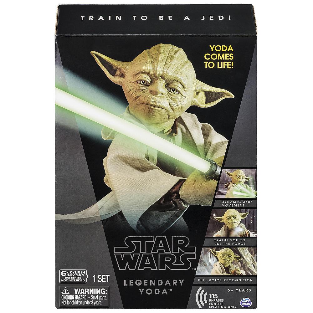 Legendary Yoda in Box