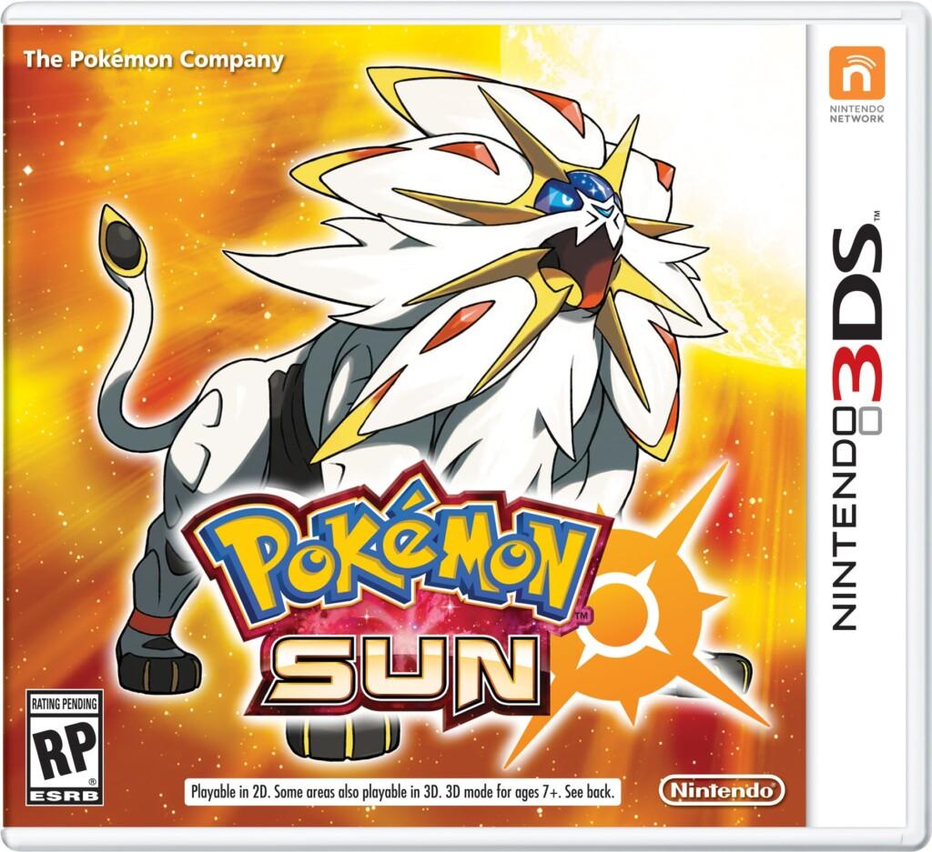 #PlayNintendo Pokemon Sun