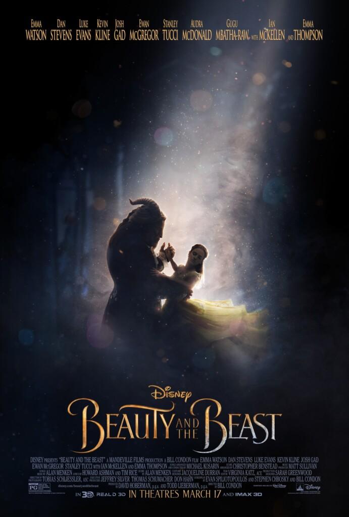 #BeautyAndTheBeast #BeOurGuest Disney 2017