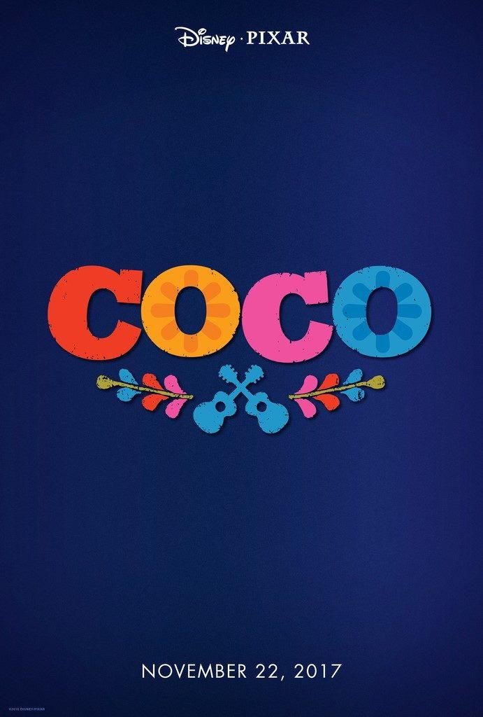 #Coco Disney 2017