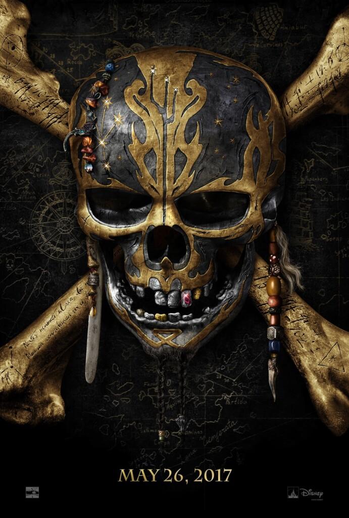 #PiratesOfTheCaribbean #APiratesDeathForMe Disney 2017