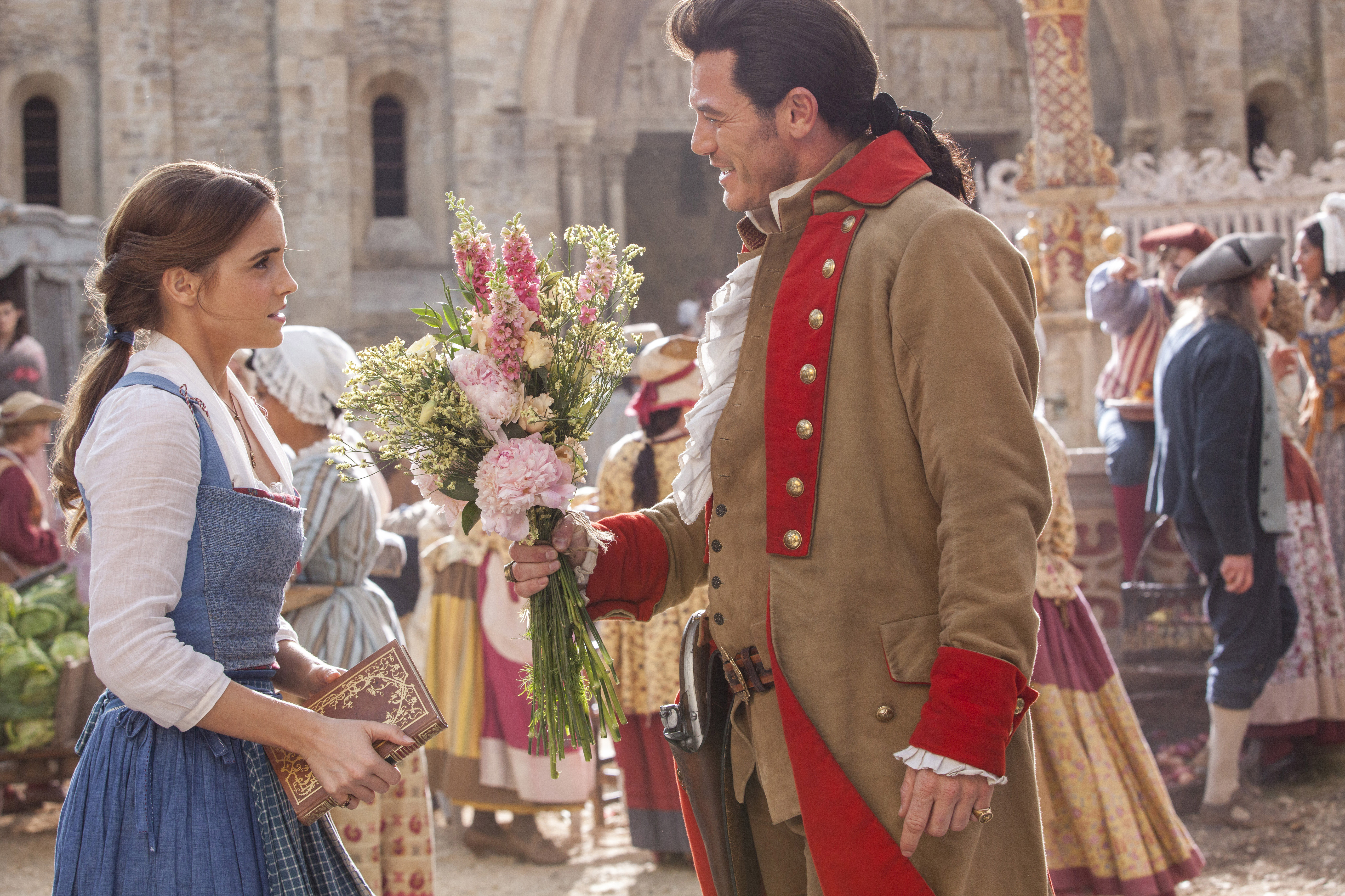 Free Beauty And The Beast Coloring Pages - beauty and the beast coloring pages live action