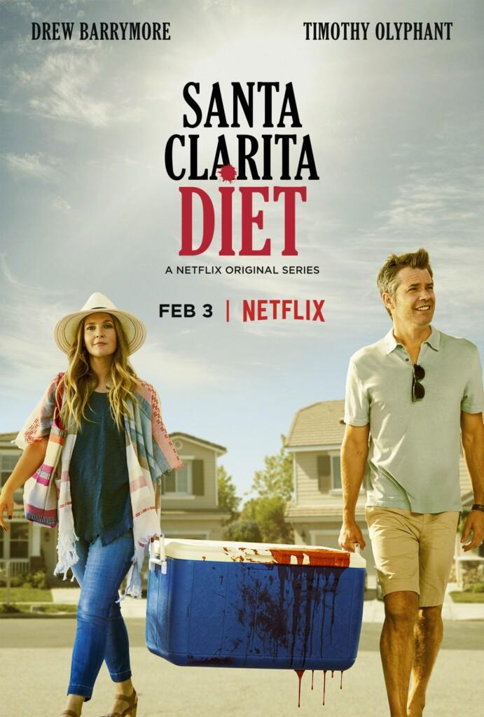 #StreamTeam Santa Clarita Diet