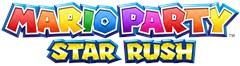 Mario Party Star Rush logo