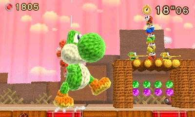 Poochy & Yoshi's Wooly World #PlayNintendo