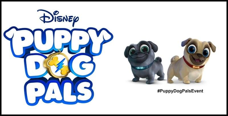 #PuppyDogPalsEvent