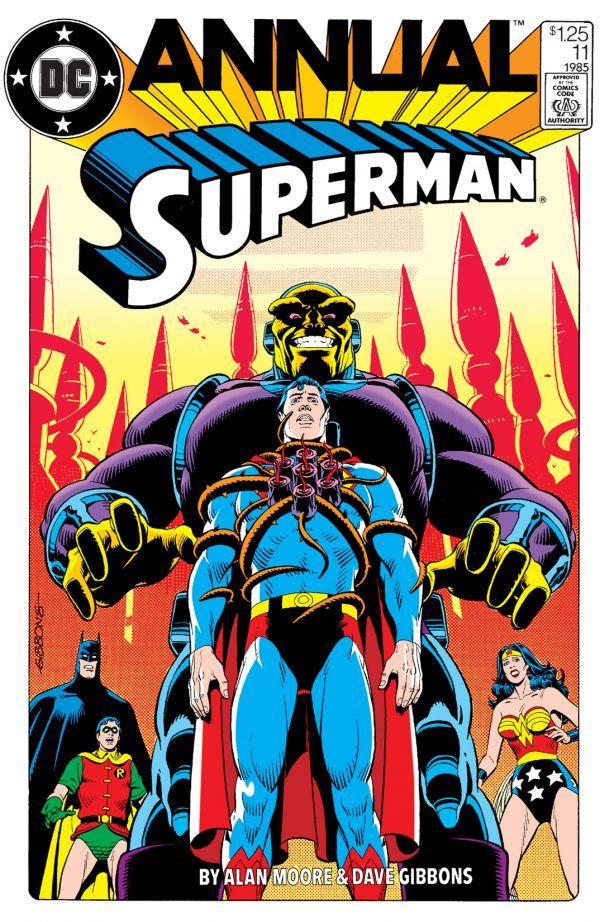 Supergirl Black Mercy Alan Moore