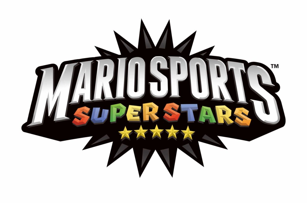 #PlayNintendo Mario Sports Logo