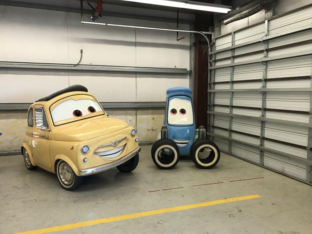 #Cars3Event Sonoma Raceway Cars 3