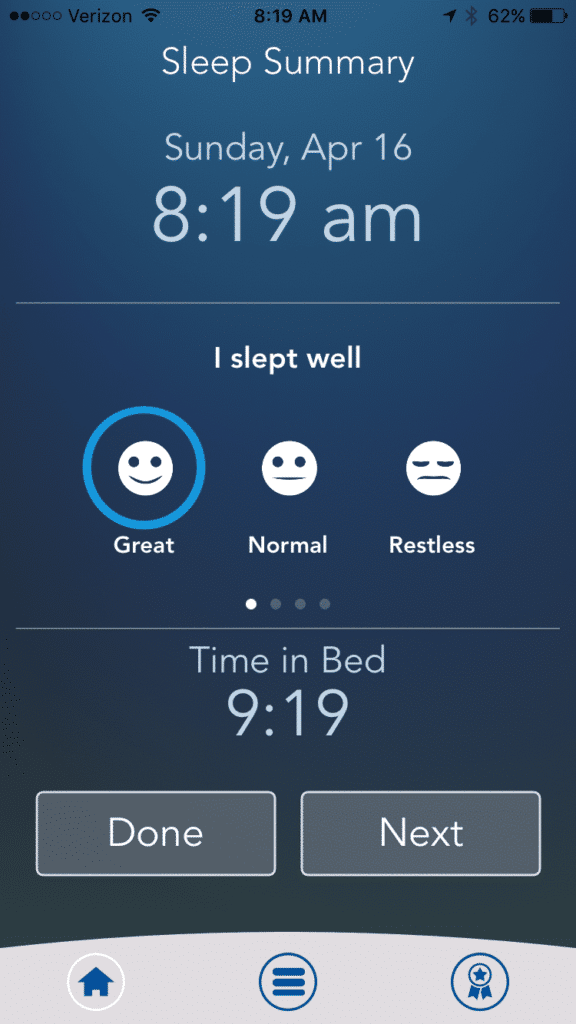 #Beautyrest #Sleeptracker #ISleepto