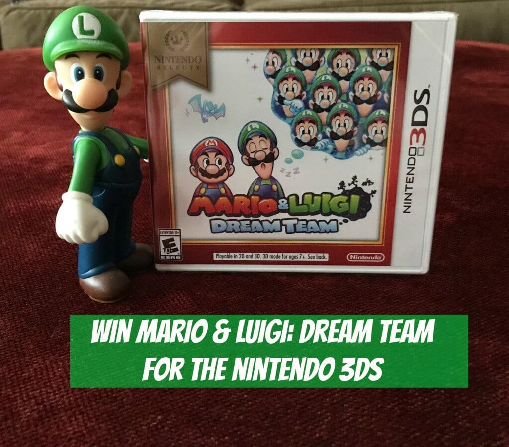 Dream Team #PlayNintendo