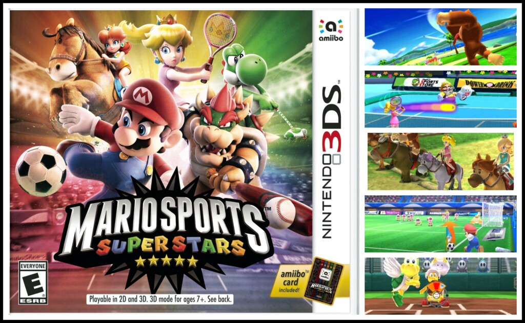 #PlayNintendo Mario Sports