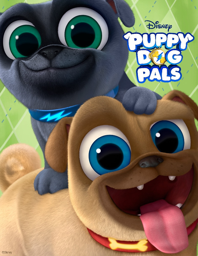 #PuppyDogPalsEvent Puppy Dog Pals