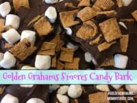 #GoldenGrahams Golden Grahams recipe