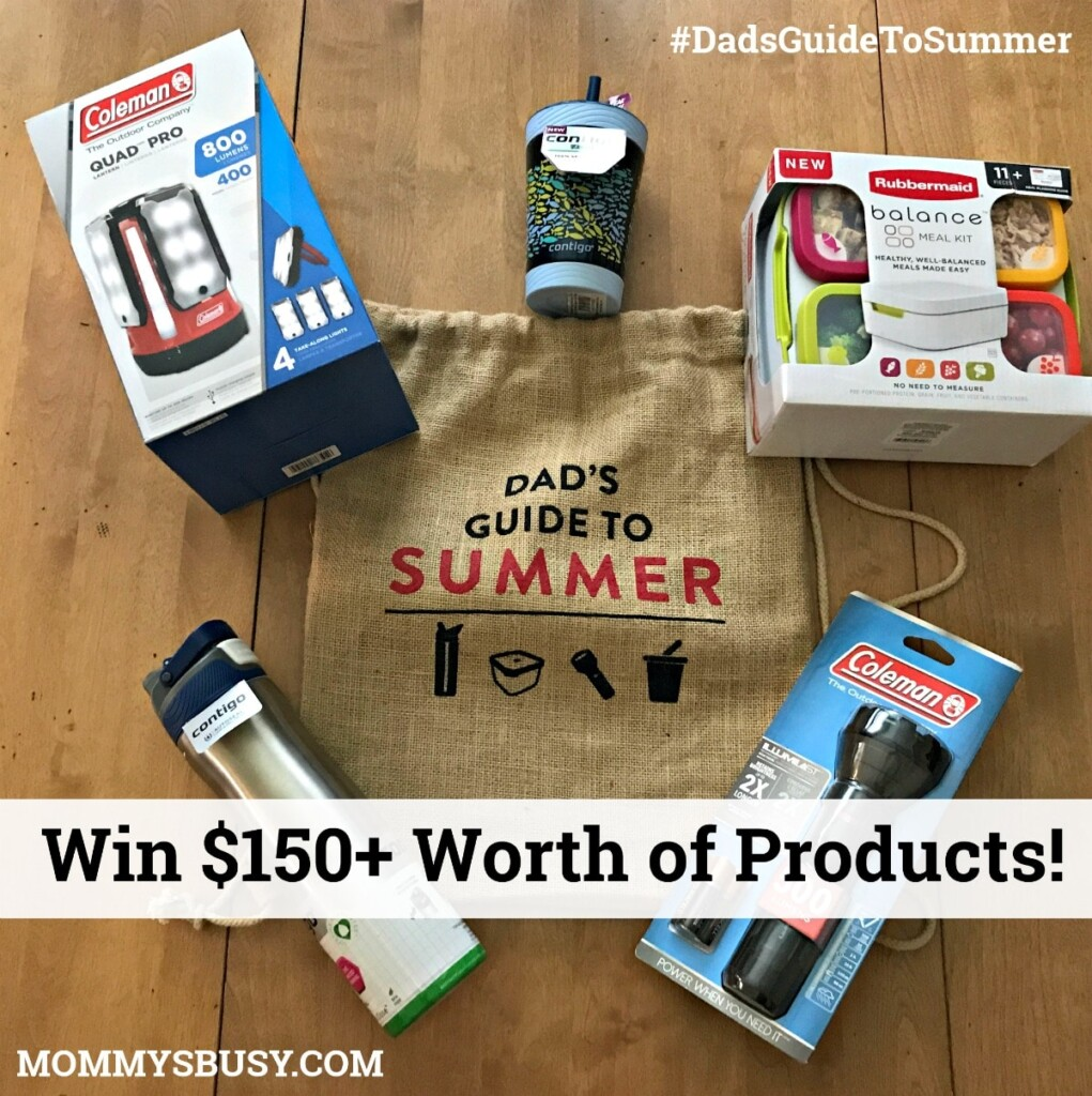 Dad's Guide to Summer Giveaway